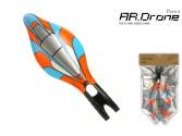 Parrot Carène extérieure bleue pour AR.Drone