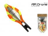 Parrot Carène extérieure jaune pour AR.Drone