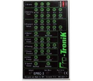 Carte de programmation E-PGR-3 Pro-Tronik