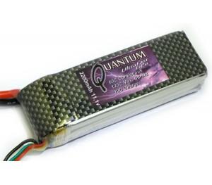 LiPo Quantum 2200mAh 11,1v 60C