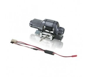 Treuil électrique automatique avec système de commande pour Crawler 1/10