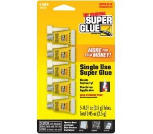 Super Glue Single Use