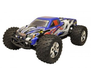 Monster Truck 4x4 1/10 brushed