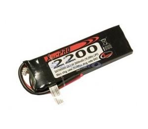 Lipo 14.8v 4S 2200 MAh 55C