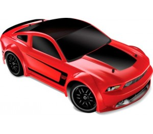 Ford Mustang orange 1/16 RTR VXL 2.4Ghz Traxxas
