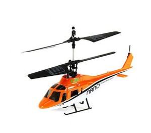 Nano RTF Fuselage Maquette orange Esky Mode 1