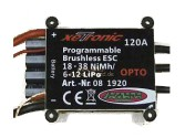 Xetronic contrôleur brushless opto 120A